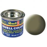 Revell Краска для моделей матовая №45 цвет светло-оливковый 14 мл