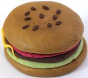 Art Soap Пластилиновое мыло Гамбургер