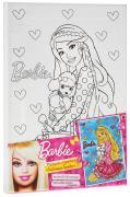 "Barbie Роспись по холсту ""Любимая Барби"""