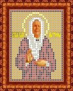 """Ткань схема для вышивки бисером или крестом Каролинка """"Святая Матрона..."""
