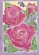 Ravensburger Акварель мини Розы