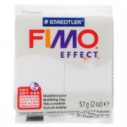 """Полимерная глина Fimo """"Effect"""", цвет: прозрачный, 56 г"""