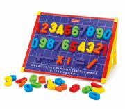 Quercetti Математическая магнитная доска (64 элементов)