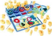 Рисование PLAYGO Игровой набор для рисования со штампами [Play 7555]