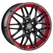Колесные диски Oxigin Oxrock 9.5x20 5x120 ET40 D76.9 Gloss Black + Red...