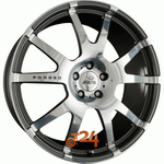 Диск Antera 365 8,5x20 5x120 et10 d72,6 Anthracite Diamond Cut