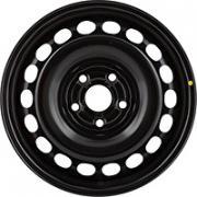 Trebl Ford Focus 2 6x15 5x108 ET 52.5 Dia 63.3 BLACK