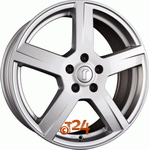 Диск Rondell 0223 6,0x14 4x100 et36 d70,4 Silber