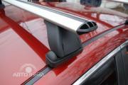 Багажник на крышу LUX аэродинамический для BMW 3er E91