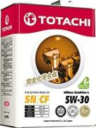 Totachi Ultima EcoDrive L 5W-30 Fully Synthetic SNCF 4л