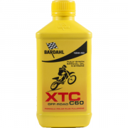 Моторное масло Bardahl XTC 10w40 C60 (1л)