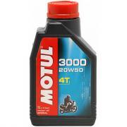 MOTUL 3000 4T 20W50 Моторное масло для 4-х тактных мотоциклов...