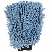 Рукавичка Clingo для мытья автомобиля, односторонняя, 24,5 x 17 см