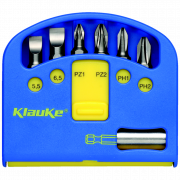 KL345 Набор бит-насадок TORX 7 предметов KLAUKE