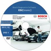 Bosch Esi Tronic подписка сектор ZD