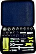 Набор инструмента 70 предметов в матерчатом кейсе АВТО (AU-M1412L70)...