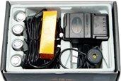 Парктроник AutoExpert PS-4Z Silver