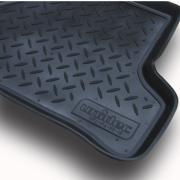 Коврики салона Nissan Tiida 2007-> HOPPER с бортиками полиуретановые...