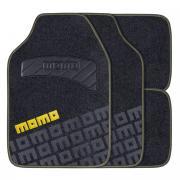 Коврик Momo Momo-402 bk/ye