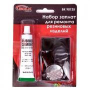 Набор BOLK BK90125 заплат для ремонта резиновых изделий