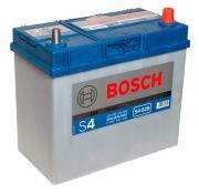 Аккумулятор автомобильный Bosch Silver 545155 S4 020 (тонкие клеммы)...