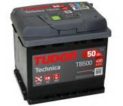 Аккумуляторы TUDOR TB500