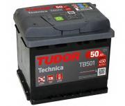Аккумуляторы TUDOR TB501