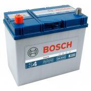 Аккумулятор автомобильный Bosch Silver 545158 S4 023 545158033 (545...