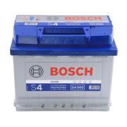 Аккумуляторы Аккумулятор BOSCH S4 004 Silver 560 409 054, 60e Ач