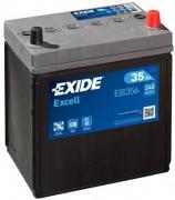 Аккумуляторы EXIDE EB356