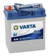Аккумулятор автомобильный Varta Blue Dynamic 540127 A15 540127033 (540...