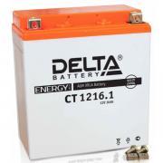 Delta Аккумулятор для мототехники CT 1216.1 (9190772)