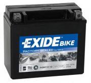 Аккумуляторы EXIDE AGM1210
