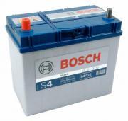 Аккумулятор автомобильный Bosch Silver 545157 S4 022 (тонкие клеммы)...