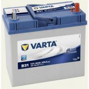 Автомобильный аккумулятор Varta Blue Dynamic Asia 45 о.п. B31 (545 155...