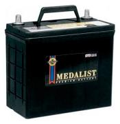 Аккумулятор автомобильный Medalist 55B24L (т/кл.)