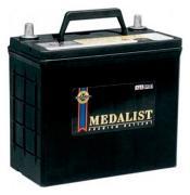 Аккумулятор автомобильный Medalist 53522 (т/кл.)