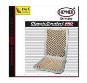 """Накидка-массажер на сиденье """"Heyner"""", деревянные шарики, сиденье 38 х..."""