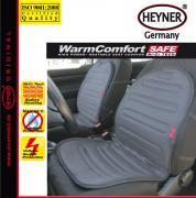 """Накидка на сиденье """"Heyner"""", с подогревом, 12B, 42 Вт, цвет: серый"""