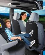 Munchkin защита автомобильных сидений , цвет: черный