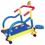 Дорожка беговая Larsen Baby Gym LEM-KTM002, разноцветная