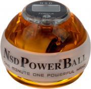 """Тренажер кистевой NSD Power """"Powerball Neon Pro"""", цвет: оранжевый"""