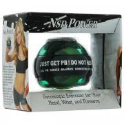 """Тренажер кистевой NSD Power """"Powerball 250 Hz Pro"""", цвет: зеленый"""