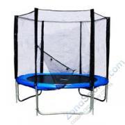 Комплект батут Winner/Oxygen High Jump 8E с защитной сеткой