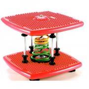 Степпер твист Twister Dance Machine тонкая талия красный