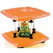 Степпер твист Twister Dance Machine тонкая талия оранжевый