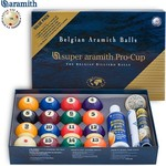 Шары Aramith Pool Super Pro-Cup Value Pack d57,2 мм