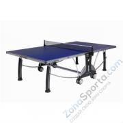 Теннисный стол всепогодный Cornilleau Sport 400M 6 мм с сеткой (серый)