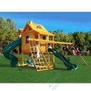 Детский игровой комплекс Play Nation Горный дом Deluxe