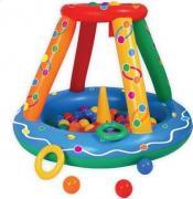 Бассейны сухие Upright Сухой бассейн (надув.) Игровой центр +50 шаров...